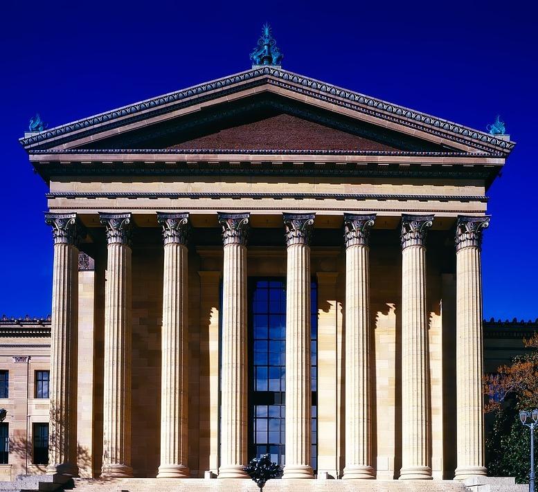 Philadelphia Art Museum in Philadelphia, PA